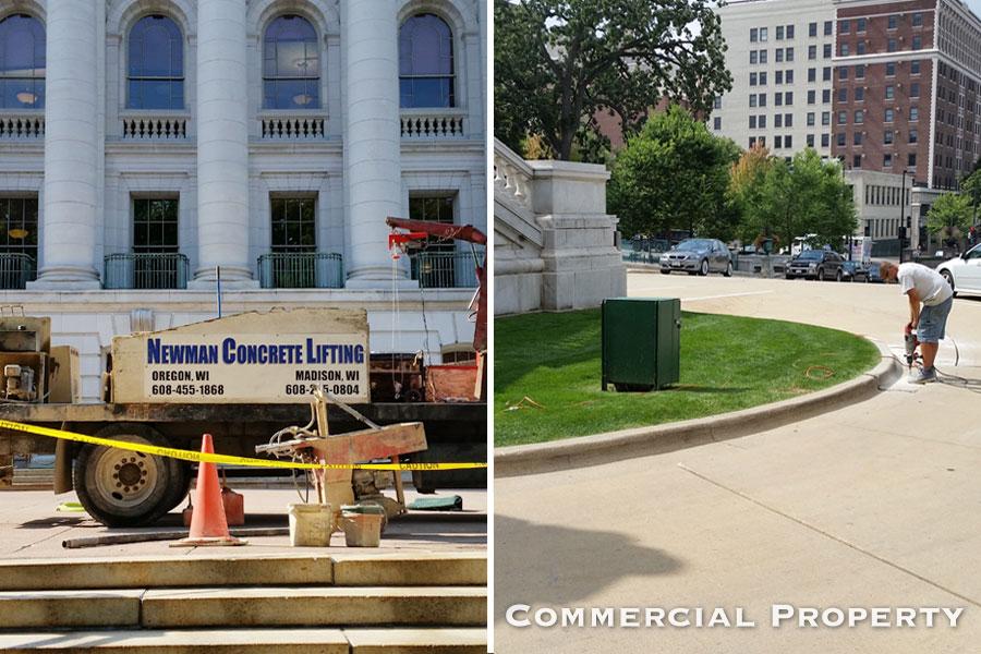 Newman Commercial Concrete Repair
